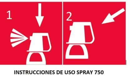 INSTRUCCIONES USO SPRAY EXTINTOR SECURIKIT