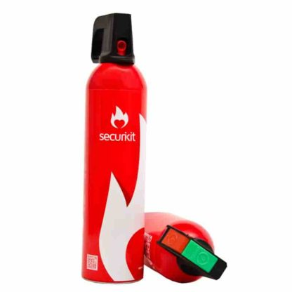 SPRAY EXTINTOR SECURIKIT